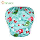Water PUL baby swimming diaper cloth beach pants swim nappy for children
