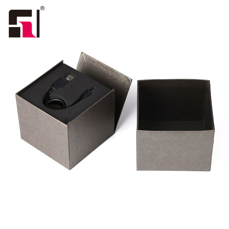 Customized Stainless Steel Video Music Ring Box Jewelry Gift Box,video presentation box,video jewellery box