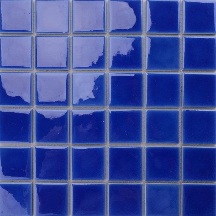Ijs crack zwembad ontwerp grootte mozaïek tegel voor badkamer