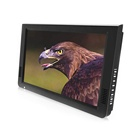 Leadstar 10 inch car digital portable dvb-t2 led lcd tv monitor with USB record PVR