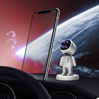 2019 New arrival space man shape very popular magnetic mobile phone holder for car dashboard
