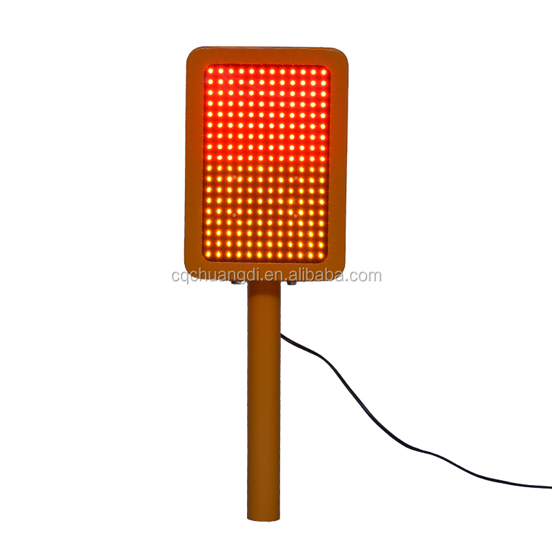 Traffic Light Provided 200mm Red Green Traffic Signal Light Horizontal Or Vertical Installation Pc Shell Led Traffic Light For Sale Strong Packing