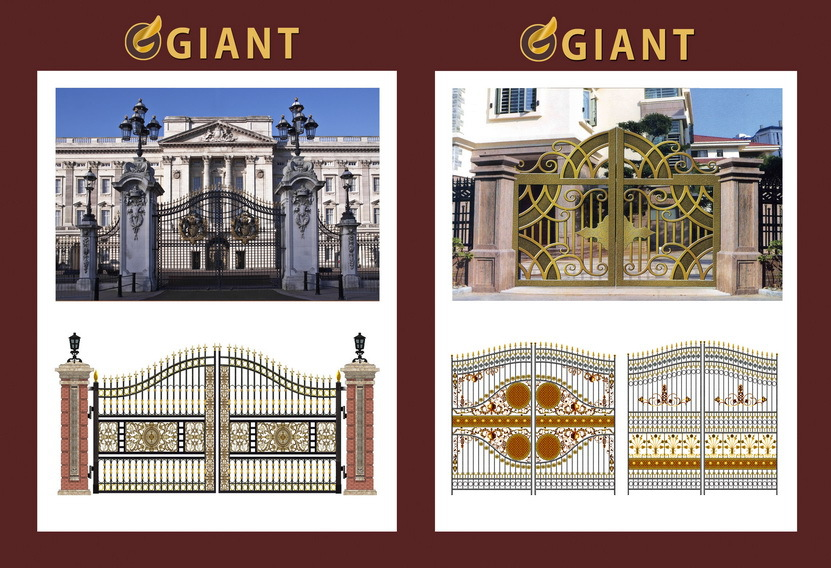 New Latest House Iron Factory Main Gate Designs Buy