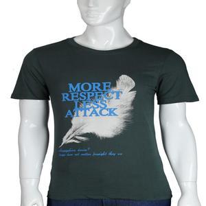 100% cotton O neck Men T shirts