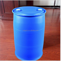 Industrial HDPE 200L blue plastic drums