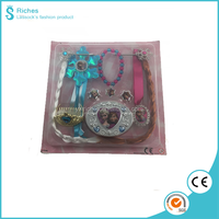 Yiwu Riches Wholesale Kids Popular Ice Princess Gift Set for Party