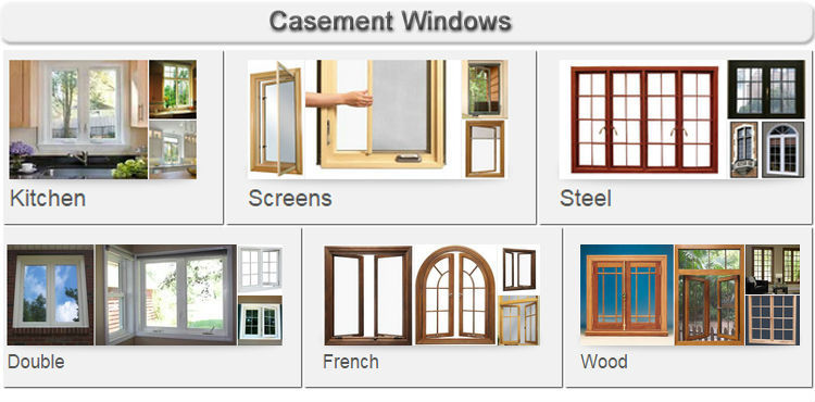 Aluminium windows india designs hot sale house window for Front window design in india