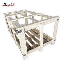 Angelic Direct Sale Collapsible Grid crates For Transportation