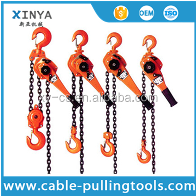 Manual Chain Hoist/Chain Block/Manual Hoist / Level Chain Hoist Block