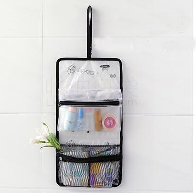 2016 New arrive Alibaba promotion fashion toiletry bag foldable travel bag