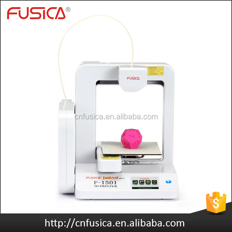 2016 New PLA environmental protection material high resolution digital wax 3d color printer kit machine