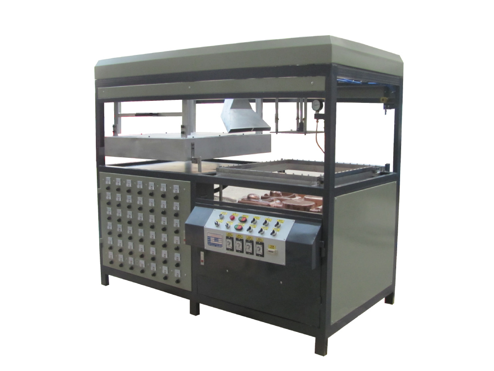 latest technology vacuum forming machine for egg tray