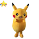 Funtoys Popular lovely yellow Pikachu mascot costume