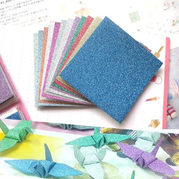 A4 Glitter Paper Cardstock, selbstklebendes Glitter Wall Paper