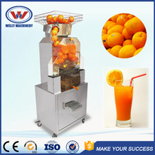 commercial fresh fruit juice making machine/orange juice extractor machine