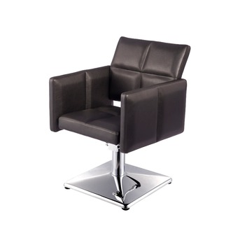 Hot Sale Cheap Styling Black Chair Equipment and Hairdresser Furniture Hair Salon