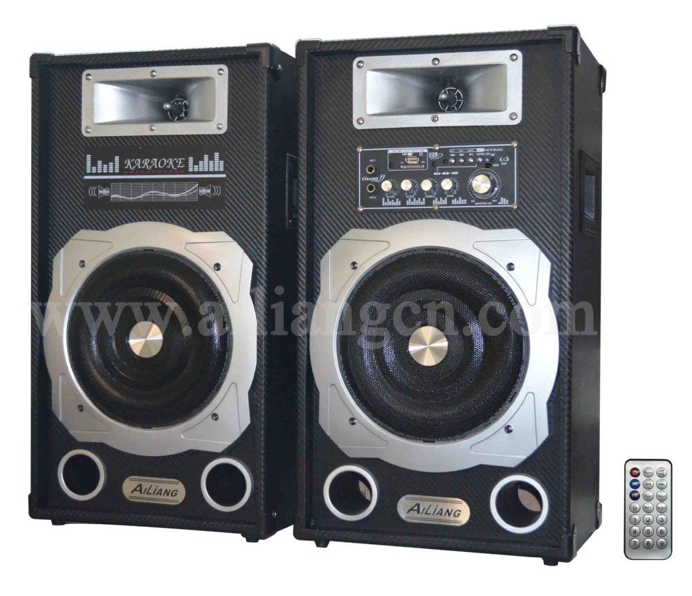 Dj Ibastek Dolphin Speaker 150w Active Audio Speaker