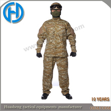 US BDU tiger stripe camouflage military uniform