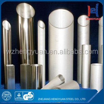Manufacture provide inox 316 stainless steel tube pipe with high quality and competitive price