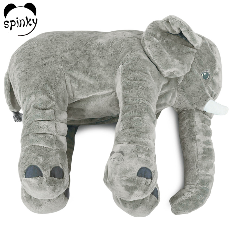 Wholesale promotion U ncek elephant animal pillow pet car neck rest pillow