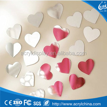 Heart Shaped Wall Mirrors Bunnings Large Whole