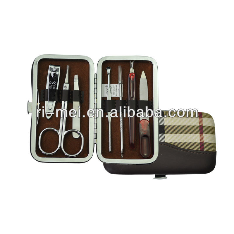nail manicure care table set