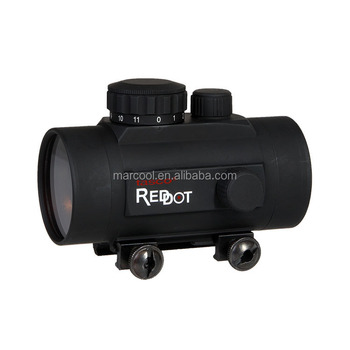 1X42 Red dot riflescopes sight/T Sights with good looking blister packaging