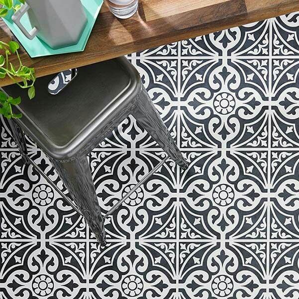 Handmade moroccan cement floor tiles buy handmade cement for Handmade cement tiles