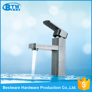 Various design deck mounted single handle S/S 304 boiling water basin tap type of water tap