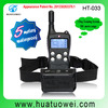 Wholesale waterproof professional electric dog trainer with lcd display pet products
