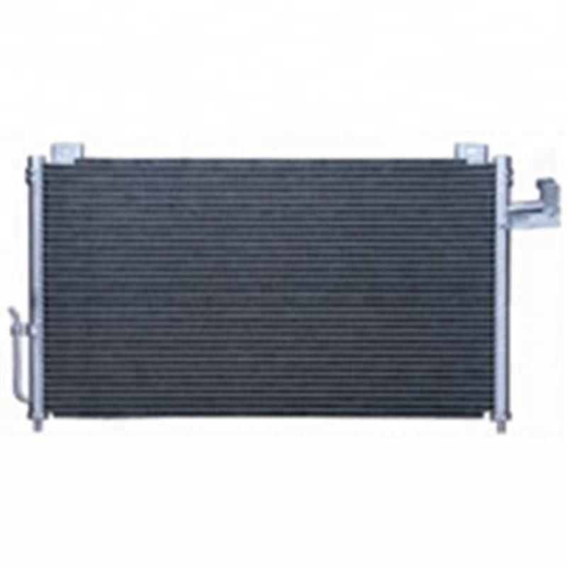 For 2004-2009 Mazda 3 2.3L l4 New Replacement Aluminum AC Condenser Fits 3094