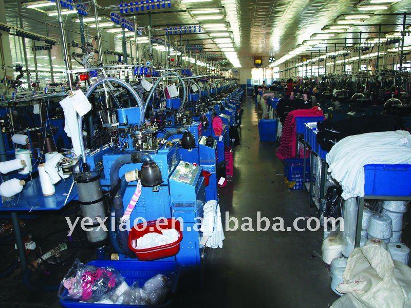 Kittenish Knitting Co Ltd : Usado m�quina de confec��o malhas da pe�ga maquin�rios