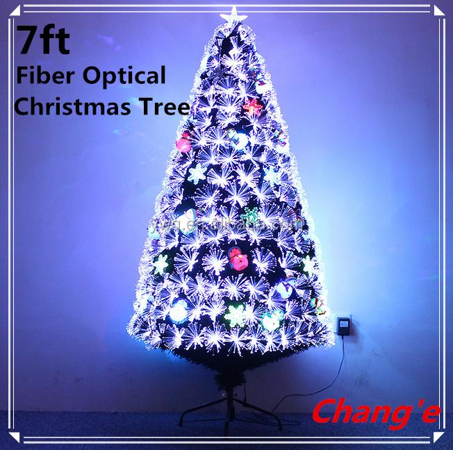 7ft Fiber Optic Christmas Tree 7ft Fiber Optic Christmas Tree  - 7 Ft Fiber Optic Christmas Tree Sale