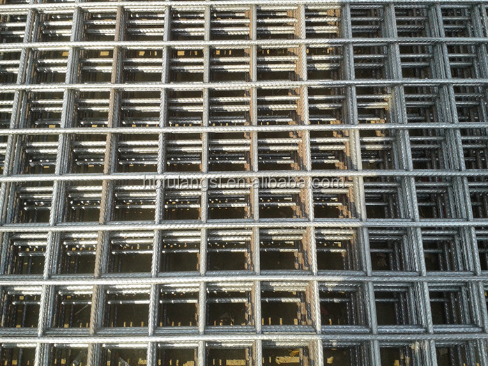 Hot Sale Rebar Welded Wire Mesh For Concrete Reinforcement