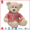 2016 new design nurse uniform teddy bear stuffed professional toy