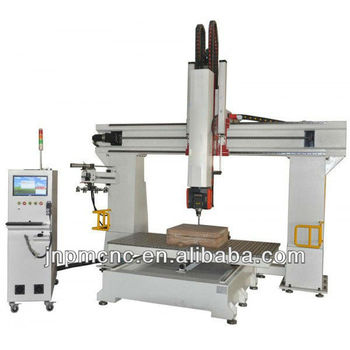 Chinese Five axis cnc router engraving machine PM1224