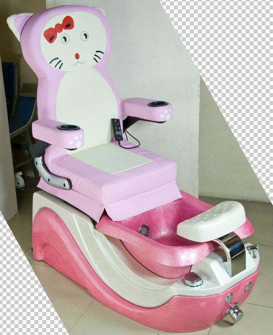 kitty spa salon pedicure chair for kids