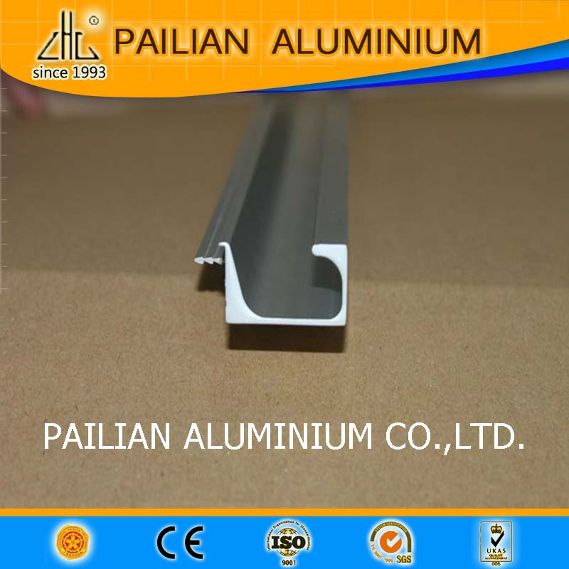 Wood Grain Alloy Profile Square Pipes Rectangular  Tubes Extresions Aluminum Profile For Door And Window