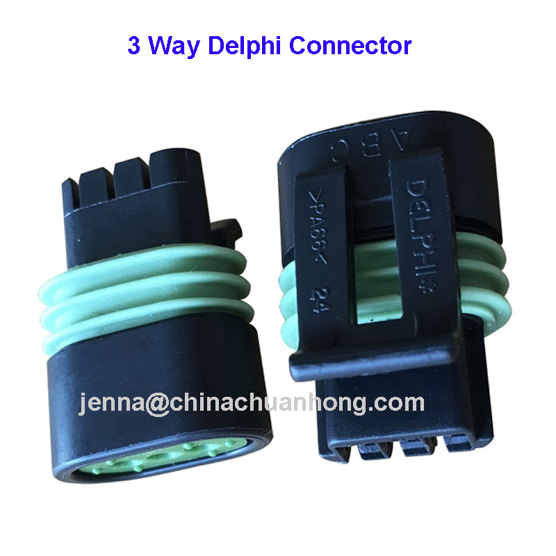 3 pin Delphi connector 12162182 automotive waterproof delphi connector, delphi connector suppliers and manufacturers at delphi wiring harness plant india at bayanpartner.co