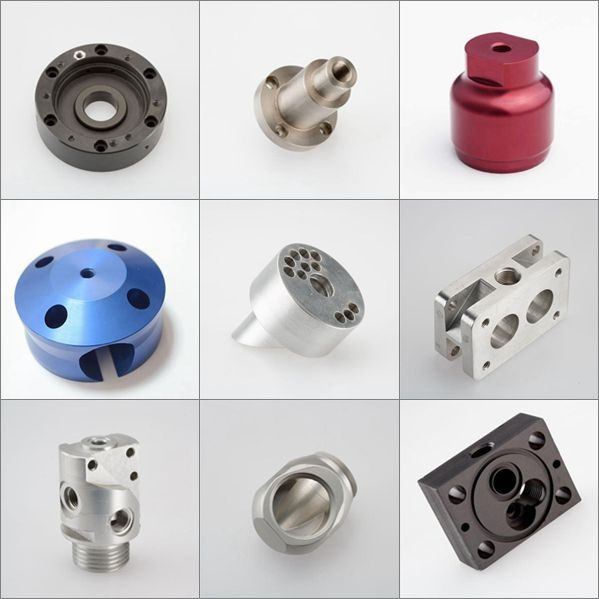 High quality cnc precision machining custom-made aluminum alloy parts