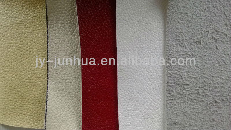 ecological leather fiber with soft anti-fire abrasion-resistant pu faux leather and fiber leatheroid fiber collagen