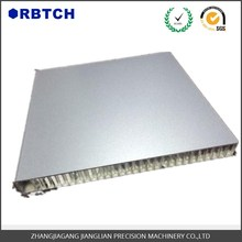 Chinese Well-Know Environmental-friendly Roofing aluminum honeycomb panel