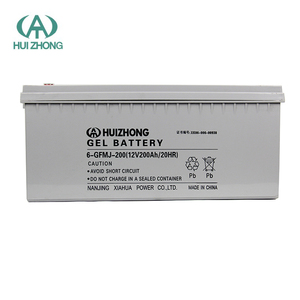 High quality 200AH solar battery gel good quality and price