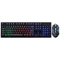 G20 Suspension backlight PC laptop USB combo gaming keyboard mouse