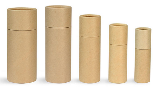 paper tube packaging Custom paper tubes offers wholesale cosmetic tube packaging manufactured from eco friendly, sustainable materials.