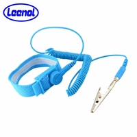ESD Safe Antistatic Wired Wrist Strap Wired wrist band