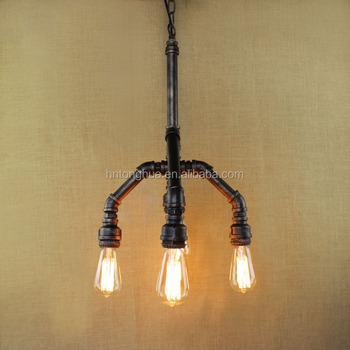 Edison Lighting Pipe Light