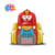 New diy plastic fire engine truck assembly vehicle toy