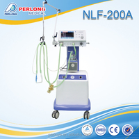 NLF-200A CE mask portable propeller ventilator cpap with humidifier