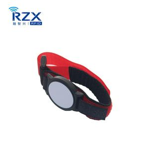 Access Control 125KHz TK4100 Waterproof Nylon RFID Wristband
